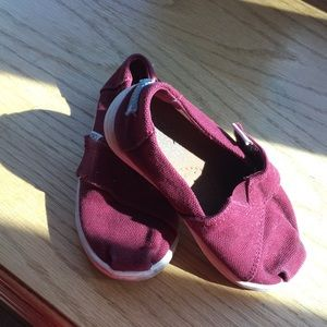 Toms for toddler